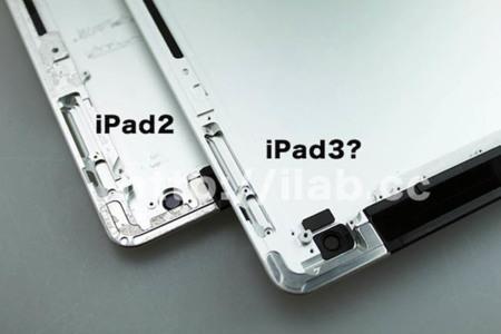 Fotografias filtradas de un supuesto iPad 3