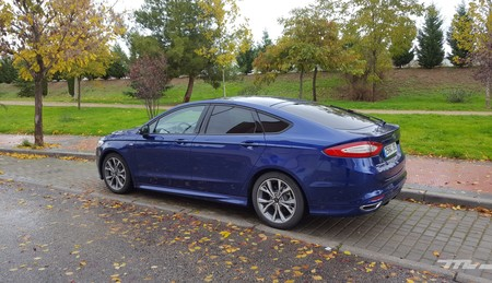 Ford Mondeo 2016 St Line 07