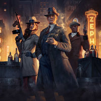 Empire of Sin, el juego de estrategia de Romero Games, retrasa su lanzamiento hasta otoño
