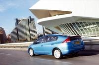 Coches híbridos en España: Honda Insight