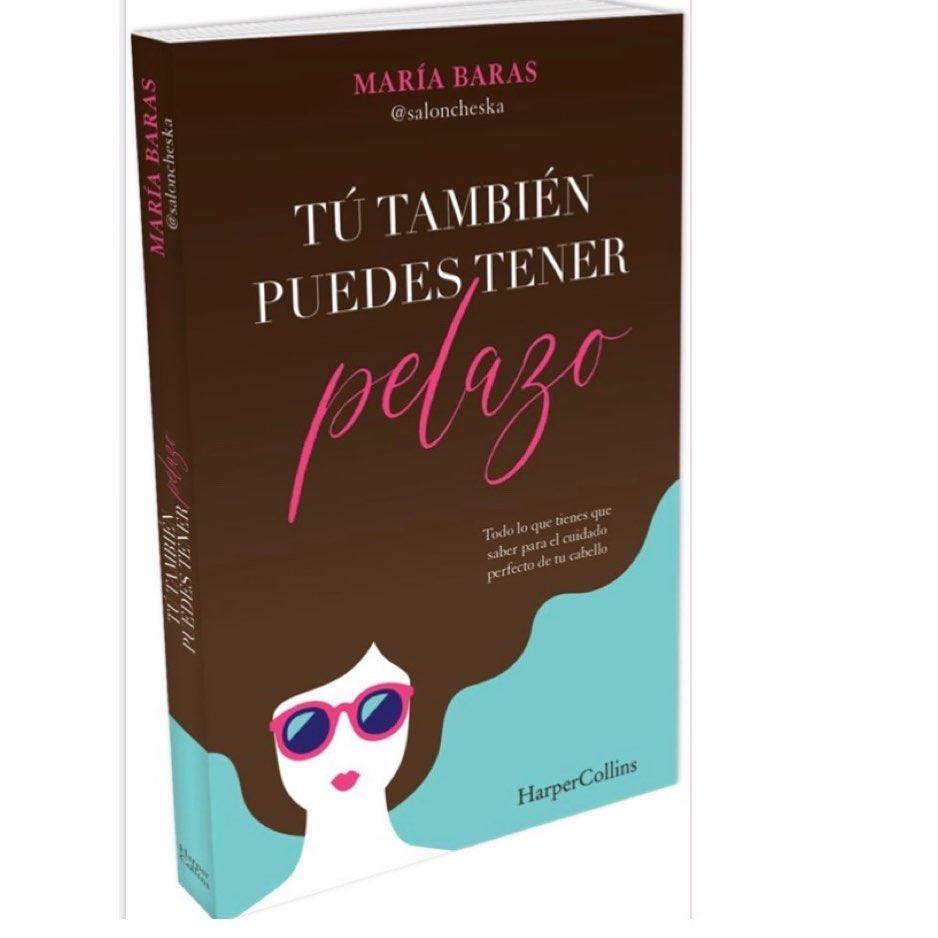 Tú también puedes tener pelazo María Baras