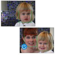 FaceTime, tecnología para cámaras de fotos similar a la detección de sonrisa