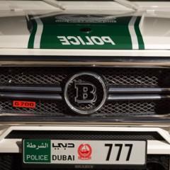 Foto 21 de 30 de la galería brabus-b63s-700-widestar-policia-dubai-1 en Motorpasión