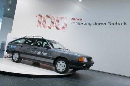 El pasado y futuro de los híbridos de Audi, también en el Salón de Madrid