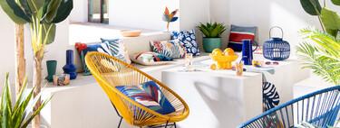 18 manteles y servicios de mesa de Maisons du Monde para montar un picnic en casa este verano
