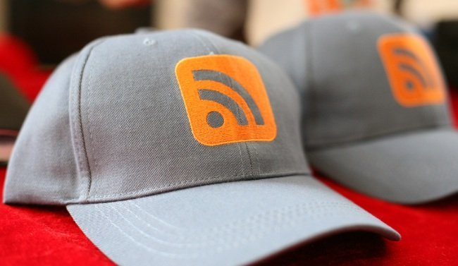 gorras rss feed