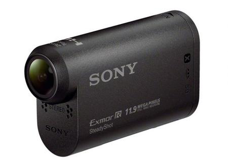 Sony ha presentado su última cámara de acción: la Action Cam HDR-AS20