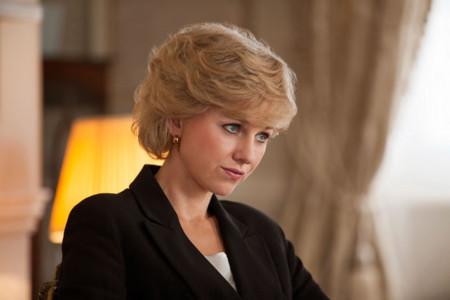 El vestuario de la película Diana entrevista