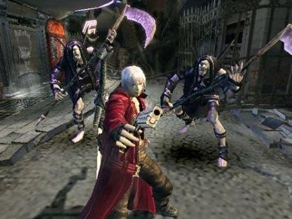 Devil May Cry 3 Special Edition en el TGS 2005
