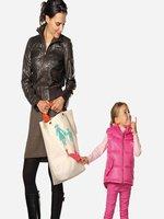 Motherchildbag, bolsa de la compra para madres e hijos