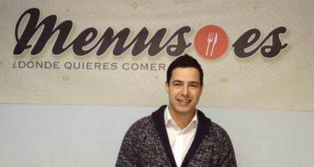"""""""La interacción entre establecimientos y usuarios será todavía mayor"""", entrevista Roi Correa CEO de Menus.es"""