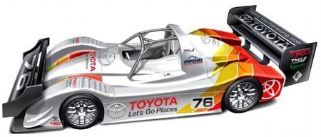 Toyota vuelve al Pikes Peak con el EV P002 eléctrico y Rod Millen