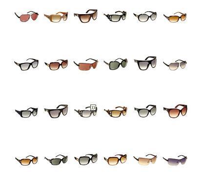 Primera colección de gafas de Jimmy Choo