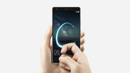 Huawei Mate S Knuckle