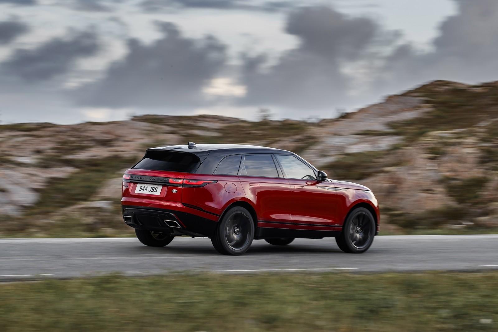 Foto de Range Rover Velar (14/31)