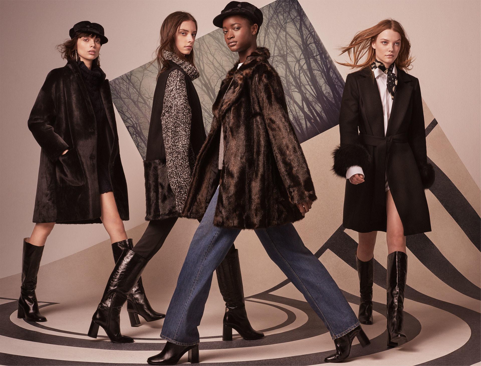 Zara Outwear Invierno 2017/2018