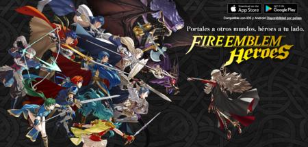 Nintendo aprende a lanzar éxitos en la App Store con Fire Emblem Heroes