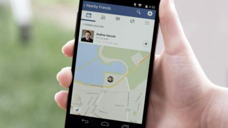 Facebook para Android te permitirá saber qué amigos están cerca de ti en este momento