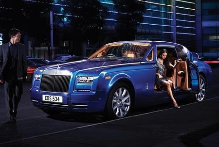 Rolls Royce ha presentado en el Salón de Ginebra el Phantom Series II