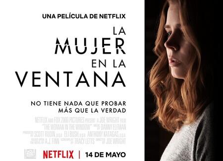'La mujer en la ventana': Amy Adams sostiene un thriller de Netflix que no exprime su retorcida premisa