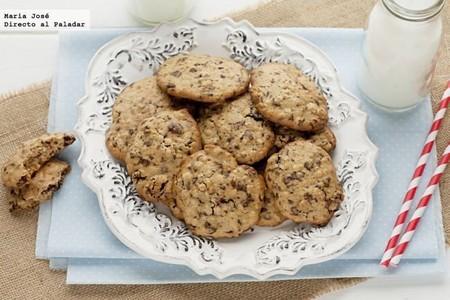 Receta de galletas con batidora de Donna Hay