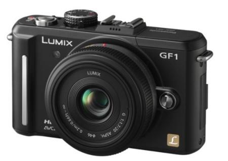 Panasonic Lumix GF1, nueva micro cuatro tercios más pequeña