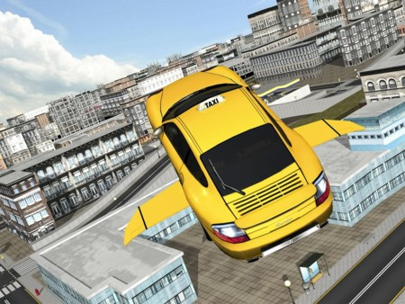 Para Airbus el futuro de las ciudades es tener taxis voladores autónomos