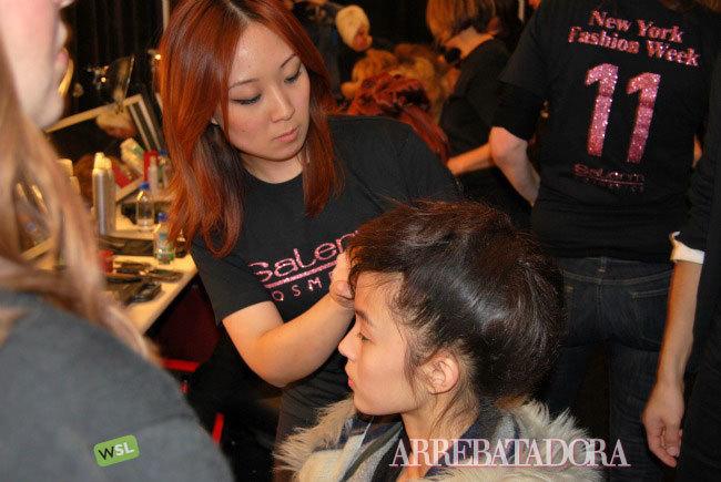 Foto de Maquillaje de Pasarela: Toni Francesc en la Semana de la Moda de Nueva York 2 (11/24)