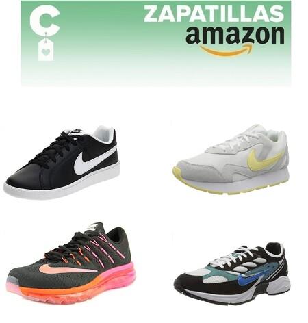 Chollos en tallas sueltas de zapatillas Nike o Puma por menos de 40 euros en Amazon