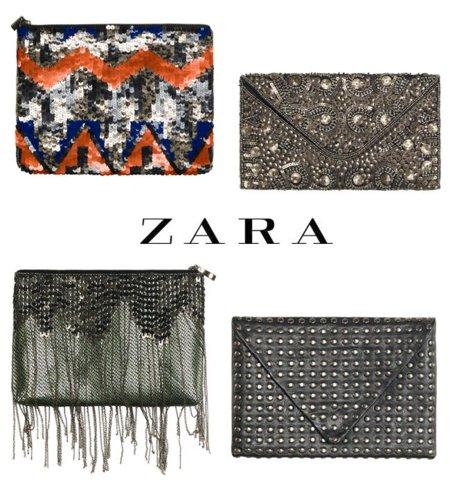 Zara bolso navidad 2011