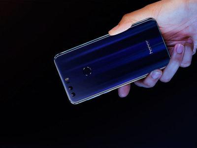 Huawei Honor 8 32GB por 399 euros en Amazon