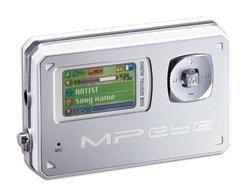 El reproductor de MP3 más pequeño del mundo