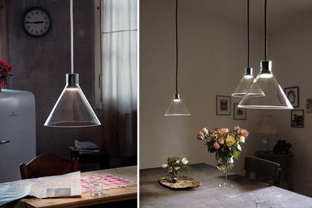 Cone Lamp, una lámpara sencillamente perfecta