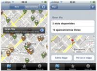 La aplicación de iBizi ya disponible en la App Store