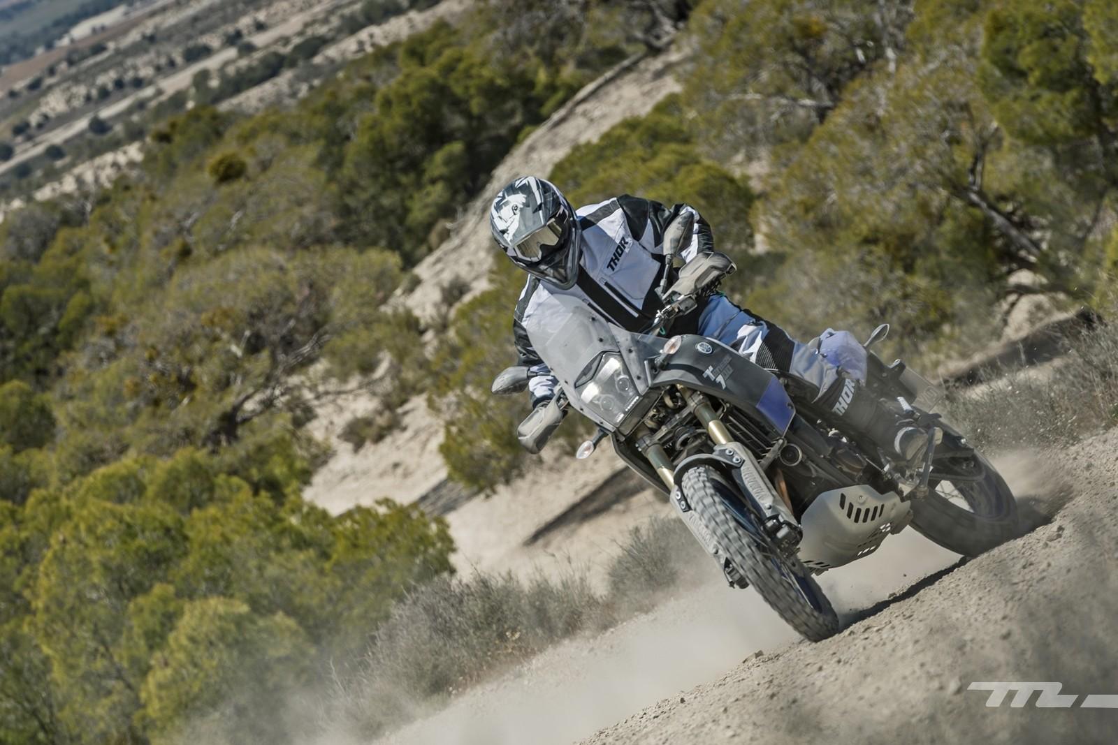 Foto de Yamaha XTZ700 Ténéré 2019, prueba (14/53)