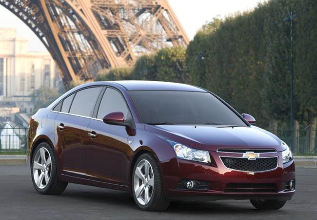 Chevrolet se irá de Europa en 2016! (¿Y qué pasará con Spark ...