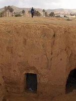 El Haddej: Un pueblo troglodita