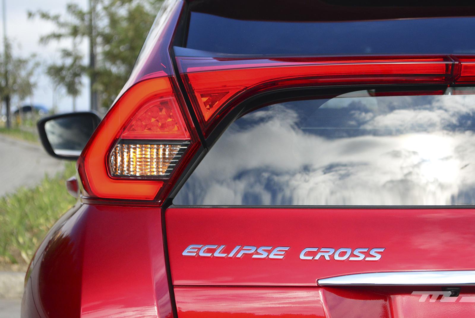 Foto de Mitsubishi Eclipse Cross (prueba) (9/26)