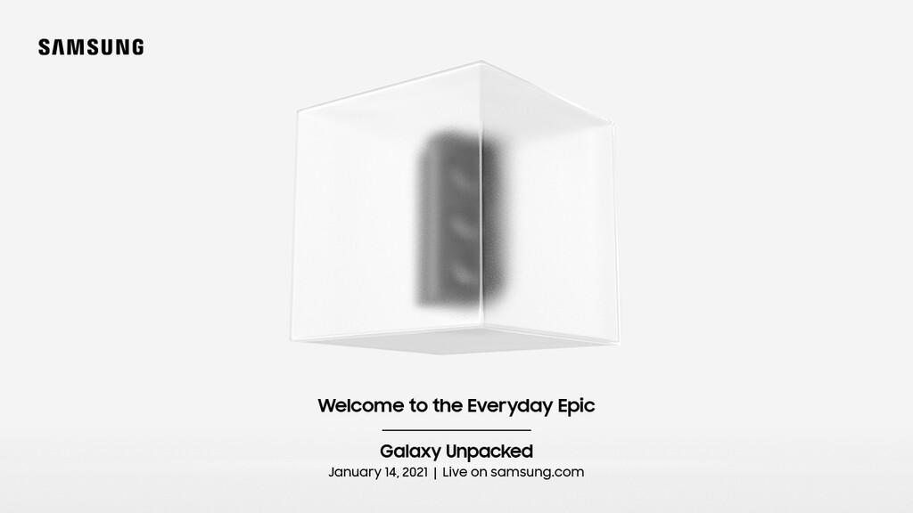 Samsung Galaxy Unpacked 2021: la presentación de los Galaxy S21 se adelanta al 14 de enero