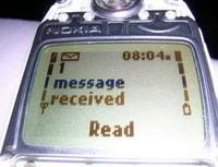 Sistema para leer los SMS mientras conduces