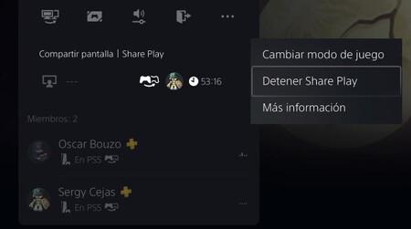 Share Play