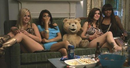 Imagen del oso protagonista de la película
