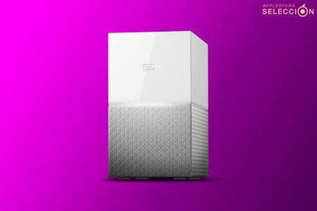 Monta tu propia nube personal con el disco duro WD My Cloud Home Duo de 12 TB por 324,99 euros en Amazon