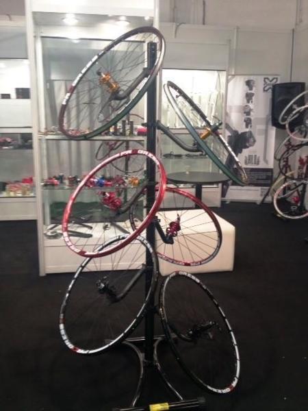 Visitamos el Festibike: los complementos de moda para tu bici