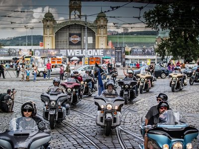 Harley Davidson prepara una muy gorda en Praga para 2018 por su 115 aniversario