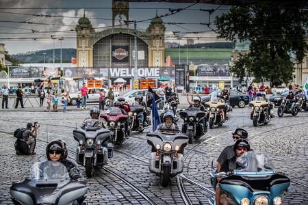 Harley Davidson 115 Aniversario Praga 2