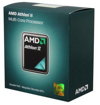 AMD Athlon II se reencarna en el socket FM1