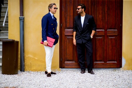 El mejor streetstyle de la semana: cuando Florencia se convierte en la capital del mundo de la moda