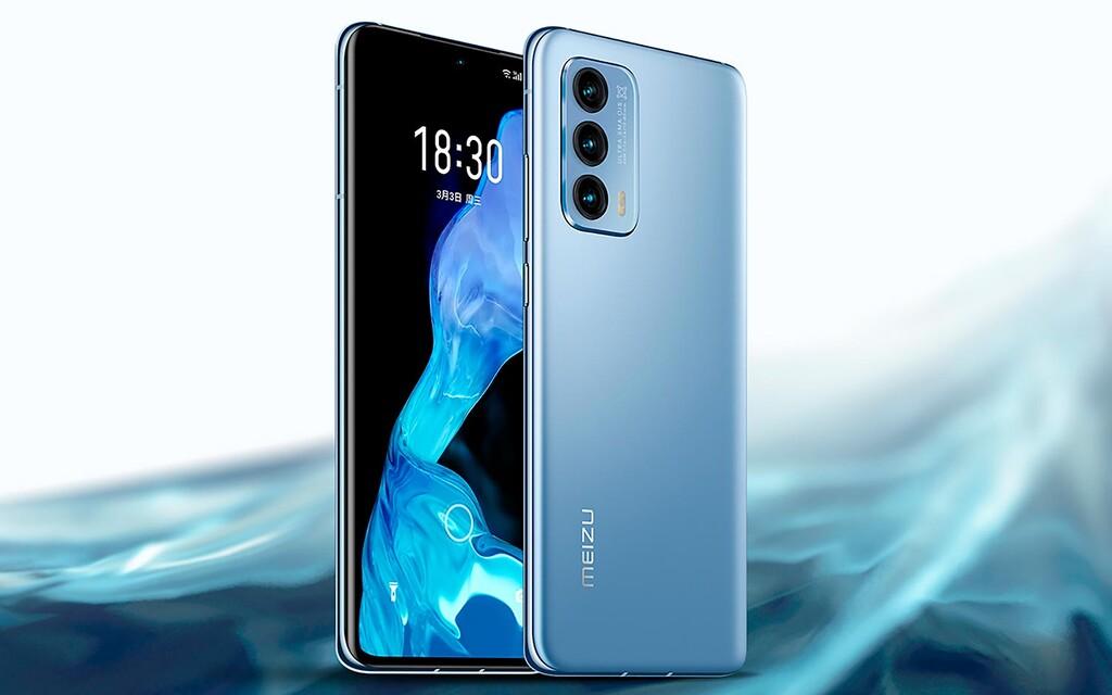 Meizu 18S y Meizu℗ 18S Pro, una renovación que trae más potencia a dos móviles de exquisito diseño(layout) y altas prestaciones