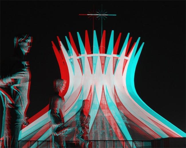 Foto de La obra de Oscar Niemeyer, ahora en 3D (1/7)